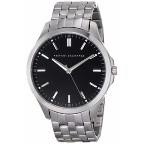 Anel Ax Armani Masculino Prata - Relógios no Mercado Livre Brasil 6c96023745