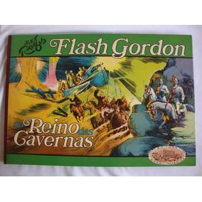 Flash Gordon No Reino Das Cavernas Ebal 1974 Estado Banca