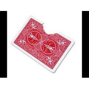 Carta Mordida Bicycle Vermelha - Easy Magic