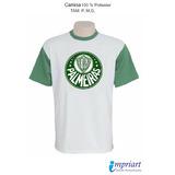 Camisa Time Palmeiras - Escudo