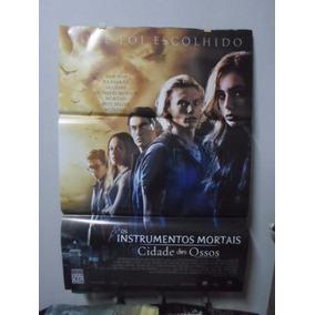 Poster Os Instrumentos Mortais - Frete: 8,00