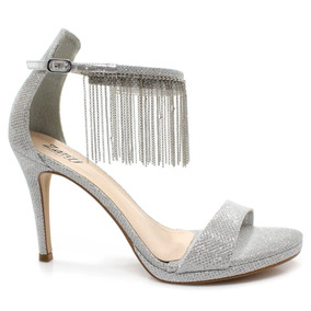 Sandália Zariff Shoes Metalizada | Zariff