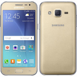 Smartphone Samsung Galaxy J2, Tela 4.7 , Android 5.1, Quad C