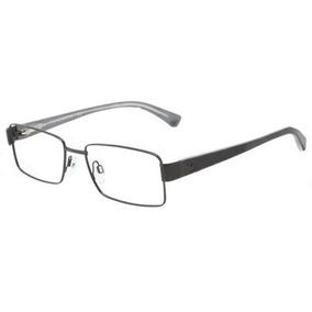 Armação Oculos De Grau Emporio Armani Preto Ref 08 Armacoes - Óculos ... 69d95a500e