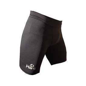 Id235 Boxer Calza Hartl Strech Casual Deportivo Negro