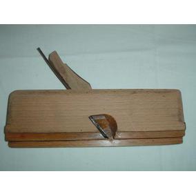 Cepillo Carpintero Antiguo (n16) - Para Moldura -