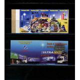 Sellos Postales De Chile. Navidad 2000. Sellos Clip D. S. 20