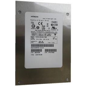 Hd Hp Sas Hitachi 100gb Hussl4010alf400 4gbps Par3 Servidor