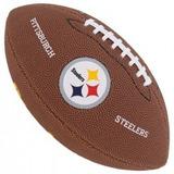 Bola Oficial De Futebol Americano Pittsburgh Steelers - Futebol ... cfe58e28c0111