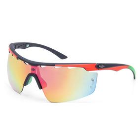 21ac0371df9a7 Oculos Vermelho Listras Brancas Retro Evoke Mormaii Ray Ban - Óculos ...