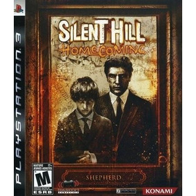 Jogo Silent Hill Homecoming Playstation 3 Ps3 Frete Grátis