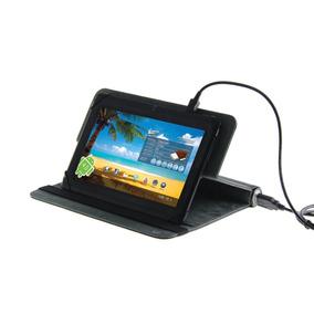 Capa Para Tablet 7 Com Bateria De Emergência Codigo 0591