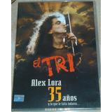 Dvd Nuevo El Tri 35 Años Y Lo Que Falta Bs 25000