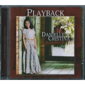 cd gratis gospel danielle cristina acreditar