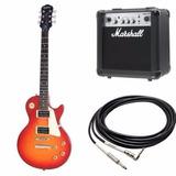 Rocksmith Con Guitarra Epiphone Les Paul Jr Y Cable Para Ps3