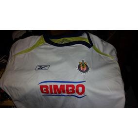 Playera Original Reebok - Chivas en Mercado Libre México 92674e68b0474