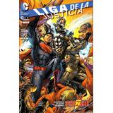Revistas: Liga De La Justicia N°9, 10 Y 11 (ecc)