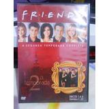 Friends Segunda Temporada Completa Em Dvd