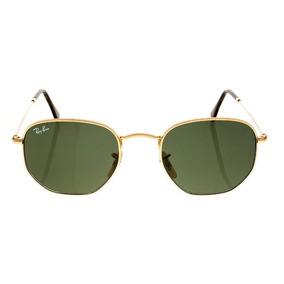 Ray Ban Hexagonal Tamanho 51 De Sol - Óculos no Mercado Livre Brasil 7938326121