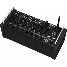 Mesa Behringer Xr-18 Mixer Digital 18canais X-air Xr18 Bvolt