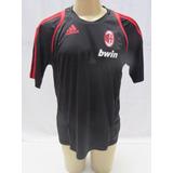 3883f43f2e Camisas Falsas De Futebol - Camisa Milan Masculina no Mercado Livre ...