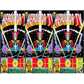 Coleção Revistas Digitais: Heróis Da Tv Vol. 2 (52 Revistas)