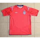 Camisa Inglaterra 2006 Oficial - Futebol no Mercado Livre Brasil fa8c4f89c32a8