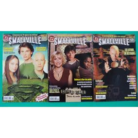Hq Smallville O Sucesso Da Tv Nº 1, 2 E 3 Panini Lote