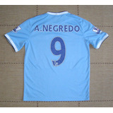 d00842ab8 Camisa Manchester City 2014 Times Ingleses Masculina - Camisas de ...