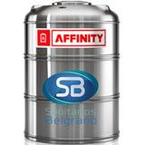 Tanque 500 Lts Afinitty Acero Inoxidable 304 + Envio Gratis