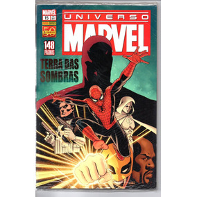 Universo Marvel 15 2ª Serie - Panini - Bonellihq Cx452 H18