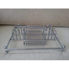 Cocina Porta Cubiertos De Metal Cromado - Artículos de Bazar en ... 137c71af065a