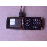 Celular Lg Cosmo Me550c Completo Na Caixa C/ Defeito Leia