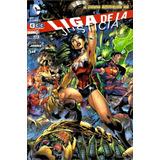 Revistas: Liga De La Justicia N°3, 4, 5, 6 Y 7 (ecc)