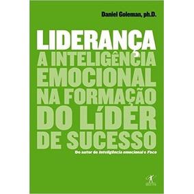 Liderança Livro Daniel Goleman - Frete 12 Reais