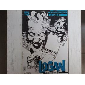 Logan Sociedade Das Sombras Uma Aventura Dos X-men Gibi