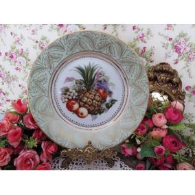 Porcelanas Chá De Anis - Medalhão Monte Alegre