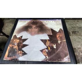 Lp Ike And Tina Turner Get Back En Acetato,long Play