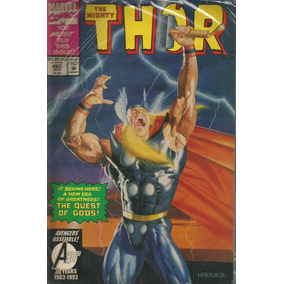 The Mighty Thor 460 - Marvel - Bonellihq Cx02 A19