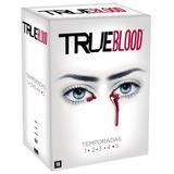 Coleção True Blood - 1ª A 5ª Temporada - 25 Dvds - Lacrado