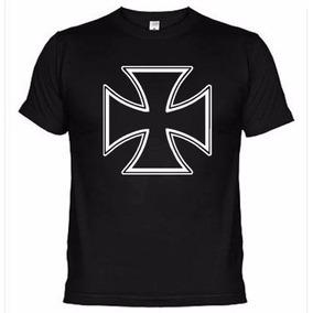 412a5fdb75 Camiseta Cruz Malta - Calçados