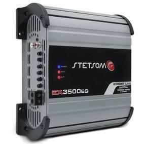 Módulo Amplificador Stetsom 3k5 3500w Rms 2 Ohms Lançamento