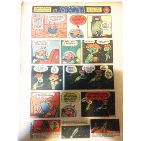 Suplemento Diário De Sp 217 - Jun.1968/ Astronauta Msp