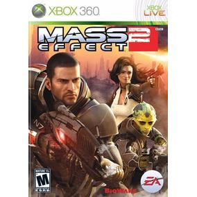 Mass Effect 2 Xbox 360 Xbox360 Midia Física Lacrado