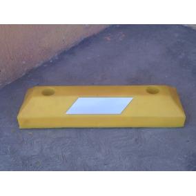 Tope Estacionamiento Plastico Cajon Discapacitados Delimita