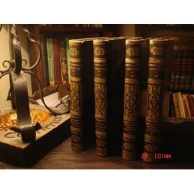 Obras De Alphonse De La Martine -4 Tomos
