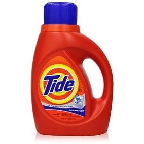 Tide Original Olor Alta Eficiencia Líquido Detergente De Lav