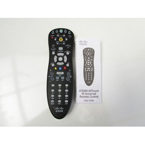 5 Controle Universal Vivo Tv Dvd Audio Cisco At6400 C Manual
