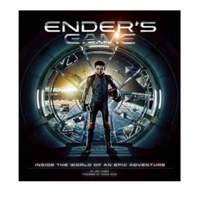 Livro Enders Game - Inside The World Of An Epic Adventure