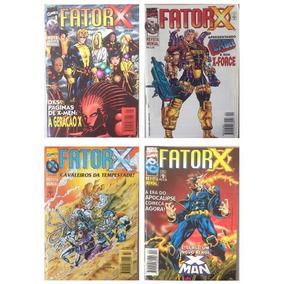 Lote X-men - Fator X (nº 1 Ao 15) - Anos 90 (envio Incluído)